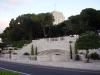 Paseo Louis - Limite con el templo Bahai