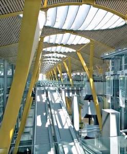 Aeropuerto de Barajas - Madrid