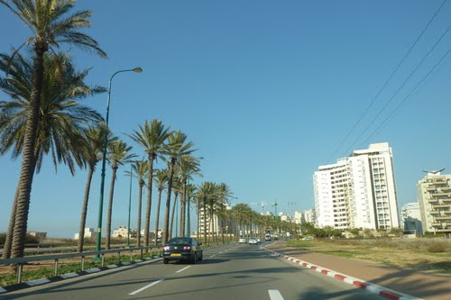 Calles de Netanya