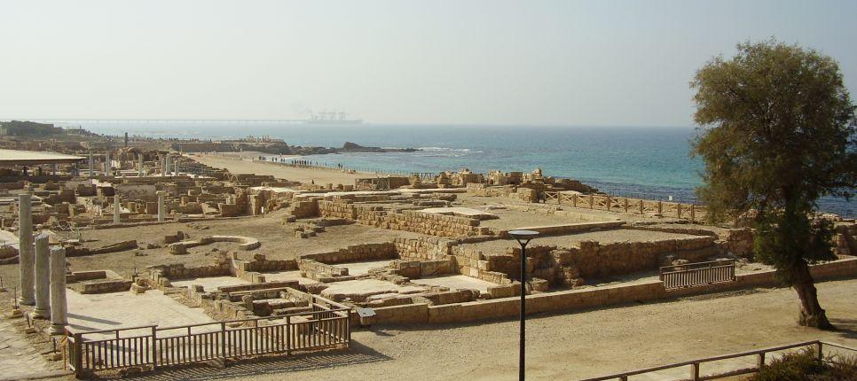 Parque Arqueológico Nacional de Cesarea