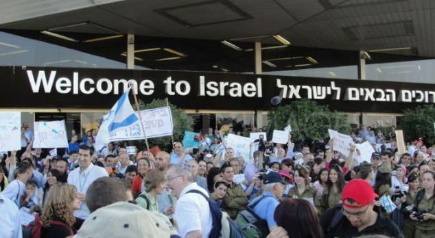 emigrar a Israel