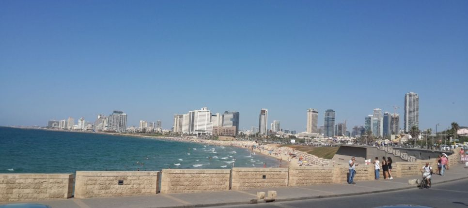 Tel Aviv desde Jaffa antigua