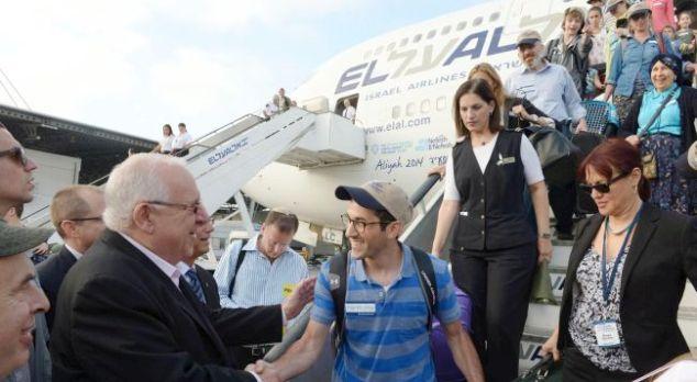 Iniciativa surgida en Facebook busca que todos los nuevos inmigrantes realmente se queden en Israel