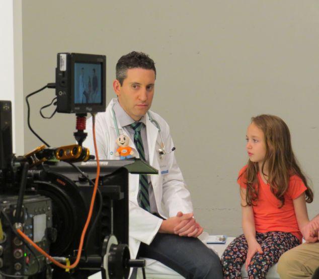 médico latinoamericano en Israel