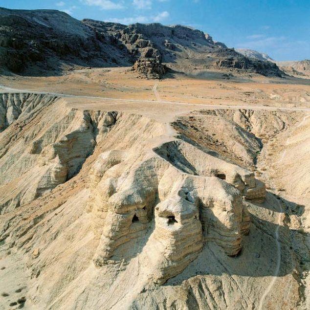 rompecabezas de los Rollos del Mar Muerto