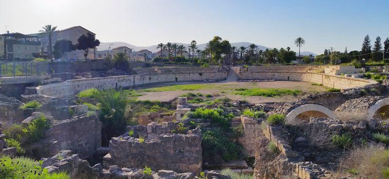 Parque Nacional Beit She'an