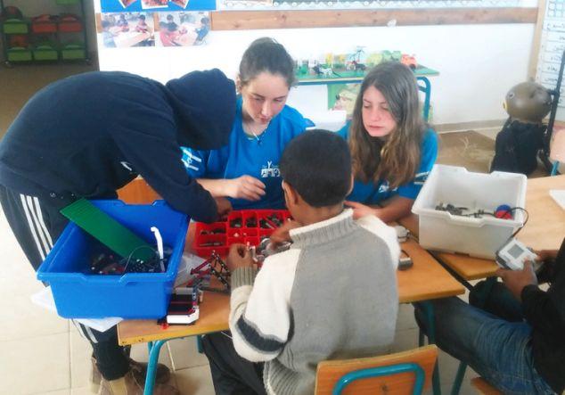 educación en Israel