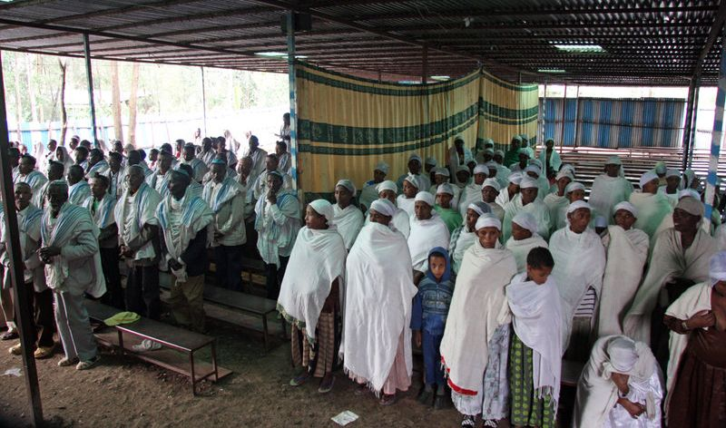 etíopes en Israel