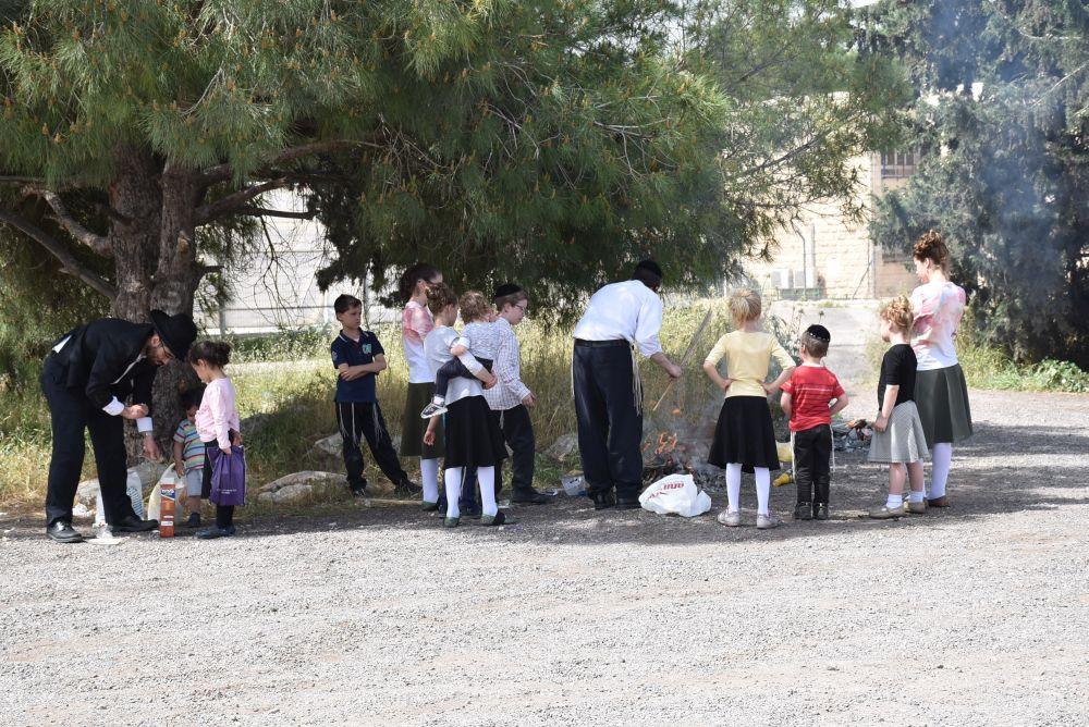 Preparándose para Pésaj en Jerusalén 2016
