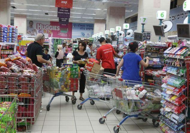 pésaj - supermercados en Israel