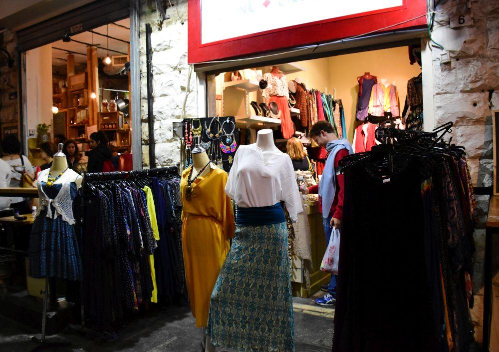 mercado Mahane Yehuda de Jerusalén