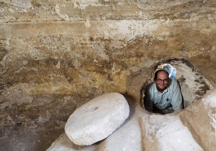 descubrimiento arqueológico en Israel