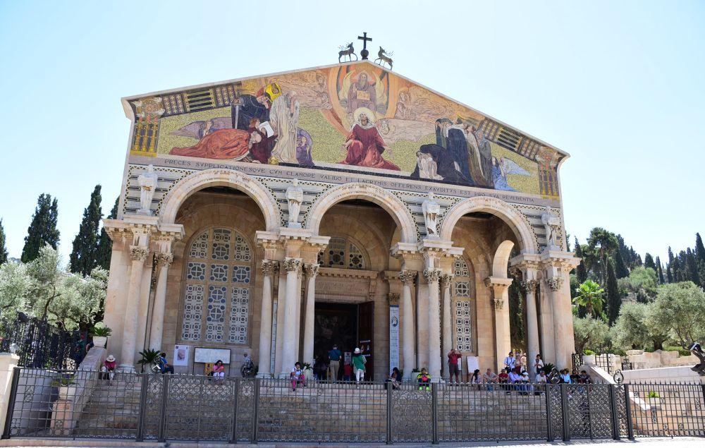 La iglesia de todas las naciones