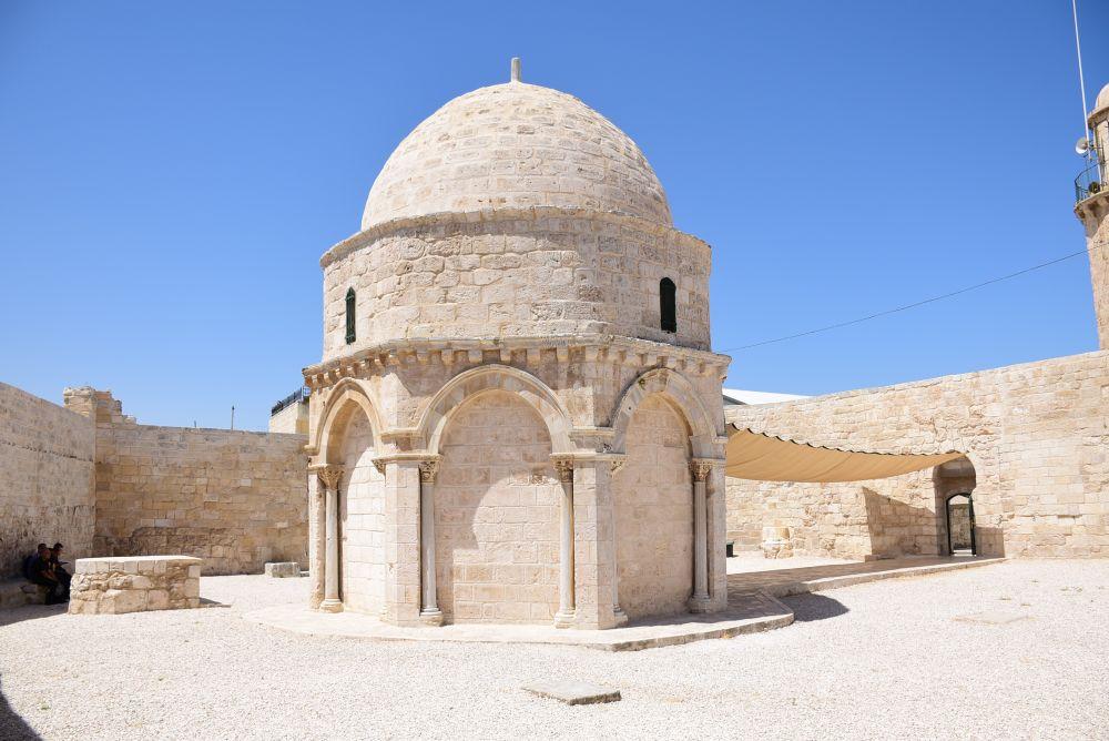 La capilla de la ascensión