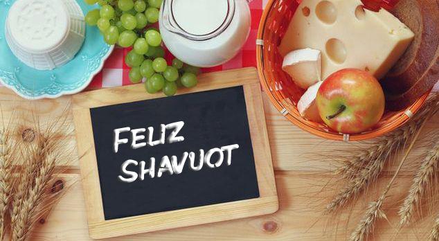 fiesta de Shavuot