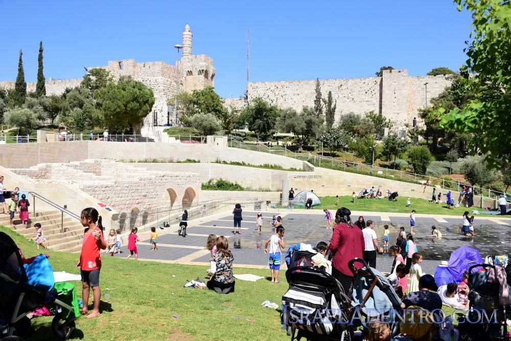 Parque Teddy de Jerusalén