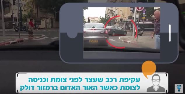 calles de Israel