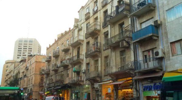 alquilar vivienda en Israel