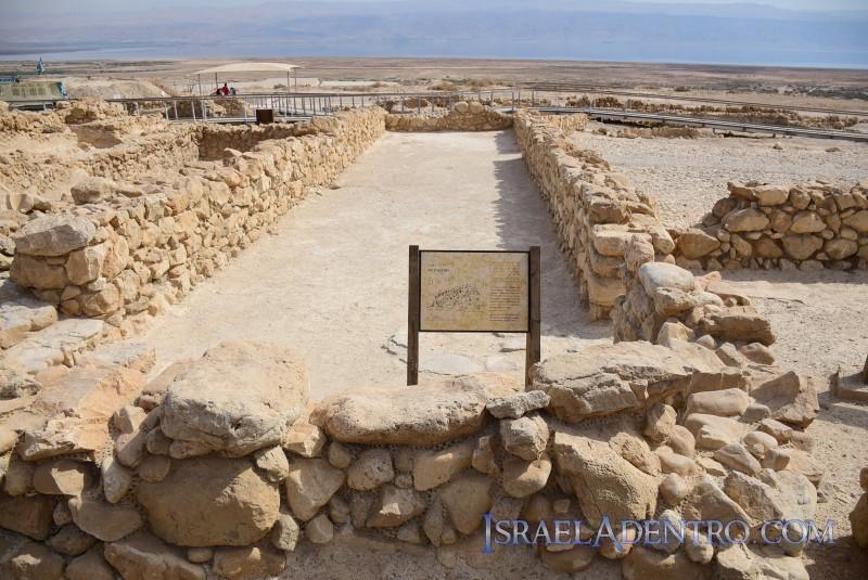 cuna de los Rollos del mar Muerto