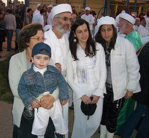 Familia samaritana