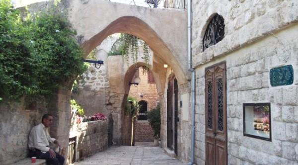 Tarde apacible en la Antigua Jaffa