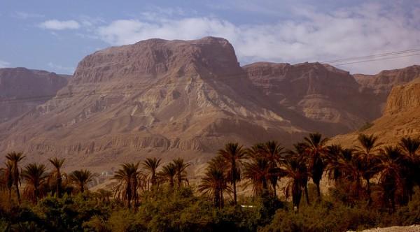 El desierto del Néguev y la creatividad israelí