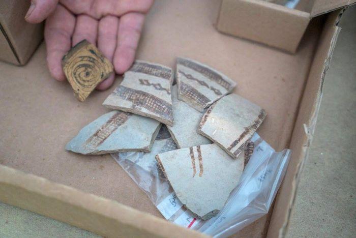 fortaleza de 3400 años de antigüedad en Nahariya