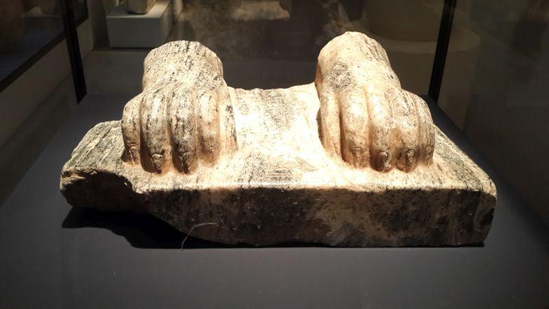 Museo de Israel - Faraón en Canaán