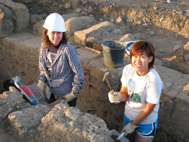 excavaciones arqueológicas en Israel