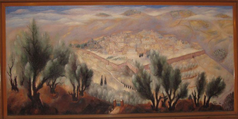 museos en Jerusalén -Museo de Arte Judío Hechal Shlomo