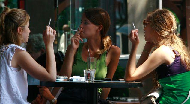 consumo de cigarrillo en Israel