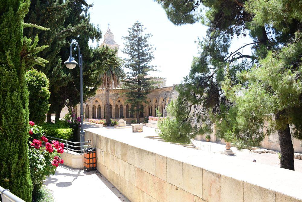 La iglesia del Pater Noster