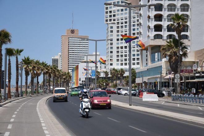 Trabajar en Tel Aviv