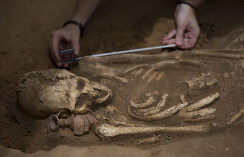 descubrimiento arqueológico en Ashkelon