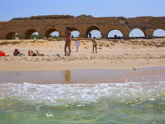 playas de Israel