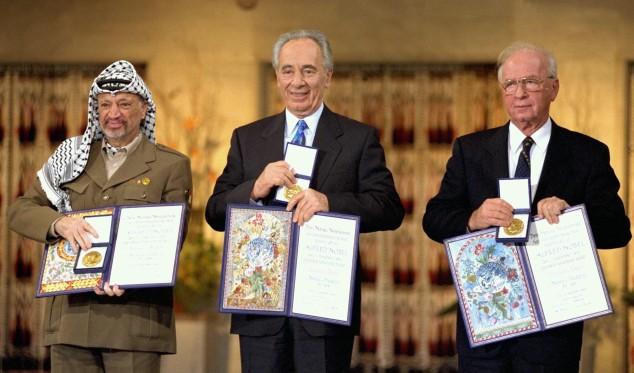 falleció Shimón Peres